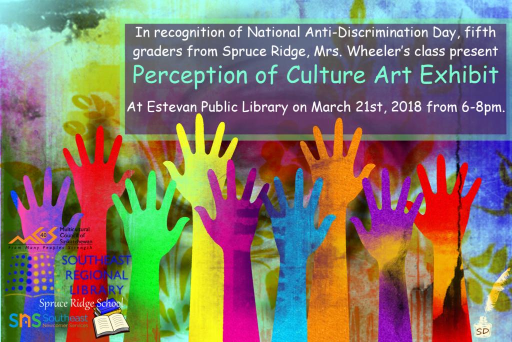 Perception of Culture Art Exhibit