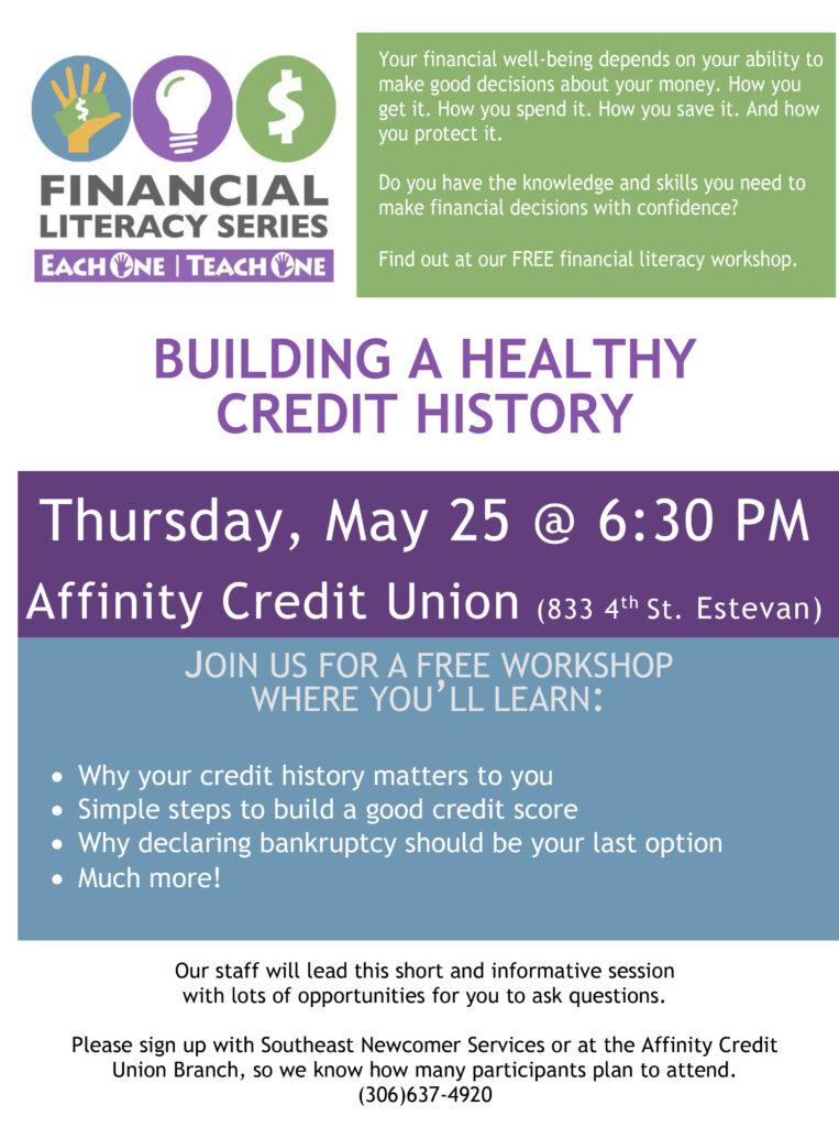 Building a Healthy Credit History