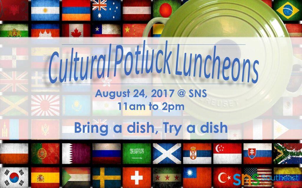 Cultural Potluck Luncheons
