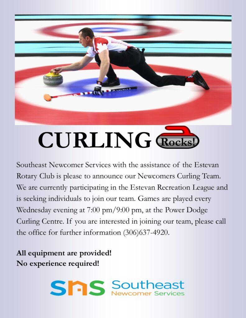 Curling Team