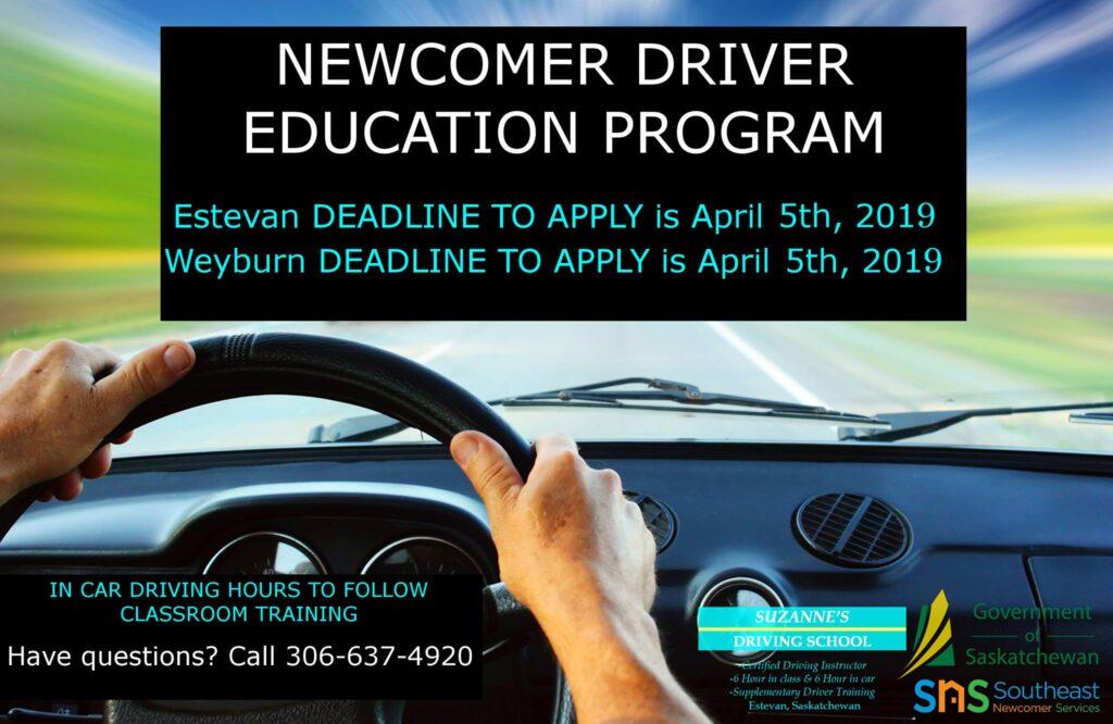 Newcomer Driver Education Program