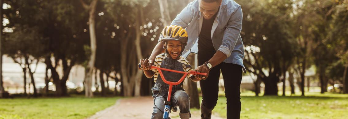 Father Son Bike Ride
