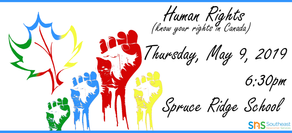 Human Rights Information Session