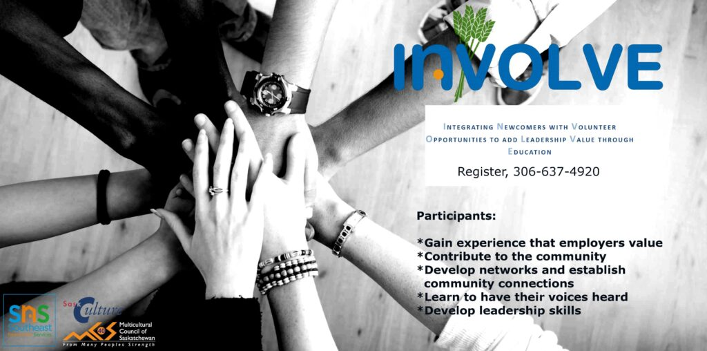 Integrating Newcomer with Volunteer Opportunities to add Leadership Value through Education