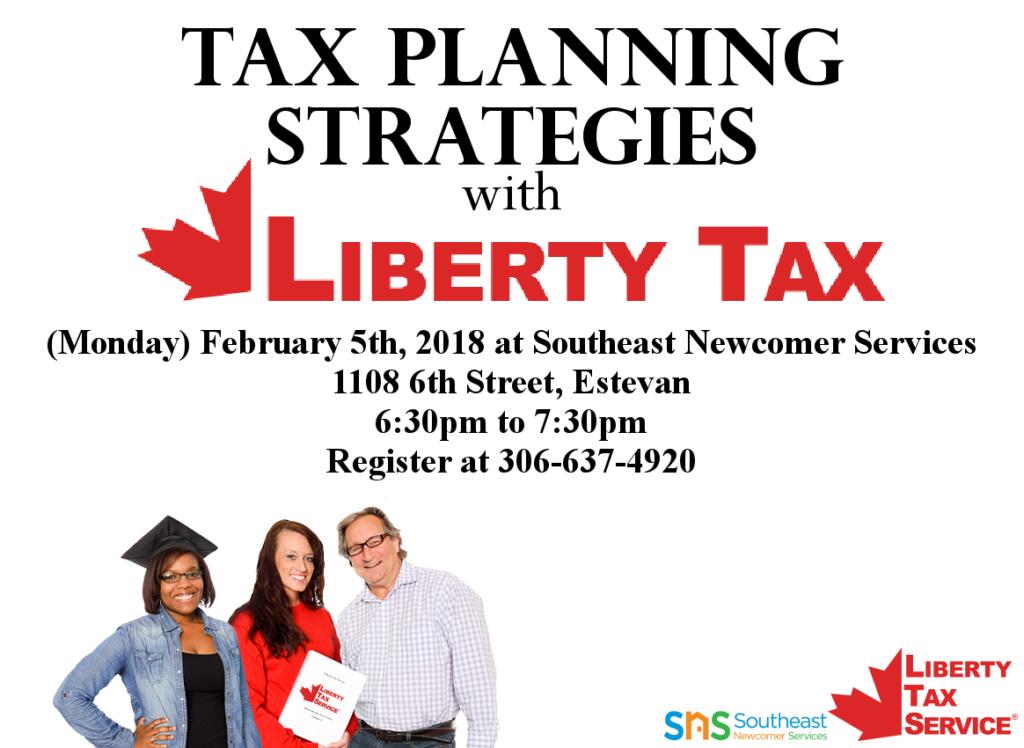 Tax Planning Strategies with Liberty Tax