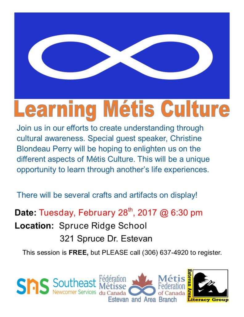 Learning Métis Culture