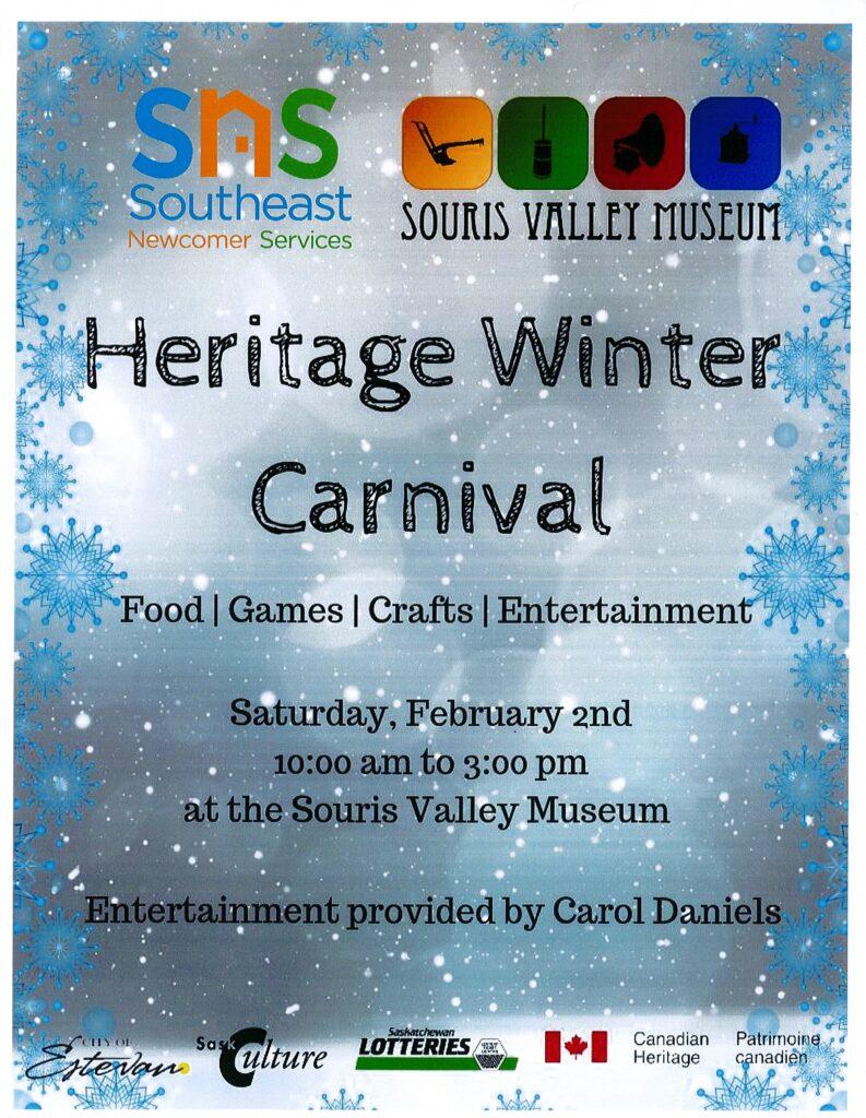Heritage Winter Carnival