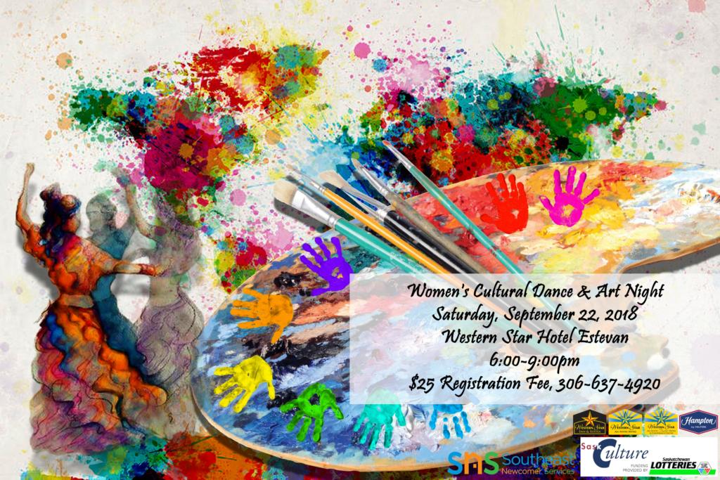Women's Cultural Dance & Art Night (2nd annual)