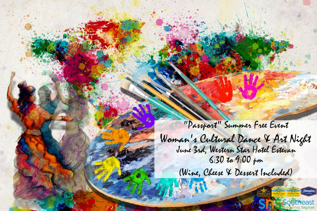 Women's Cultural Dance and Art Night